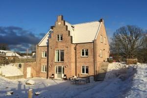 Haus Rossberg im Februar 2018