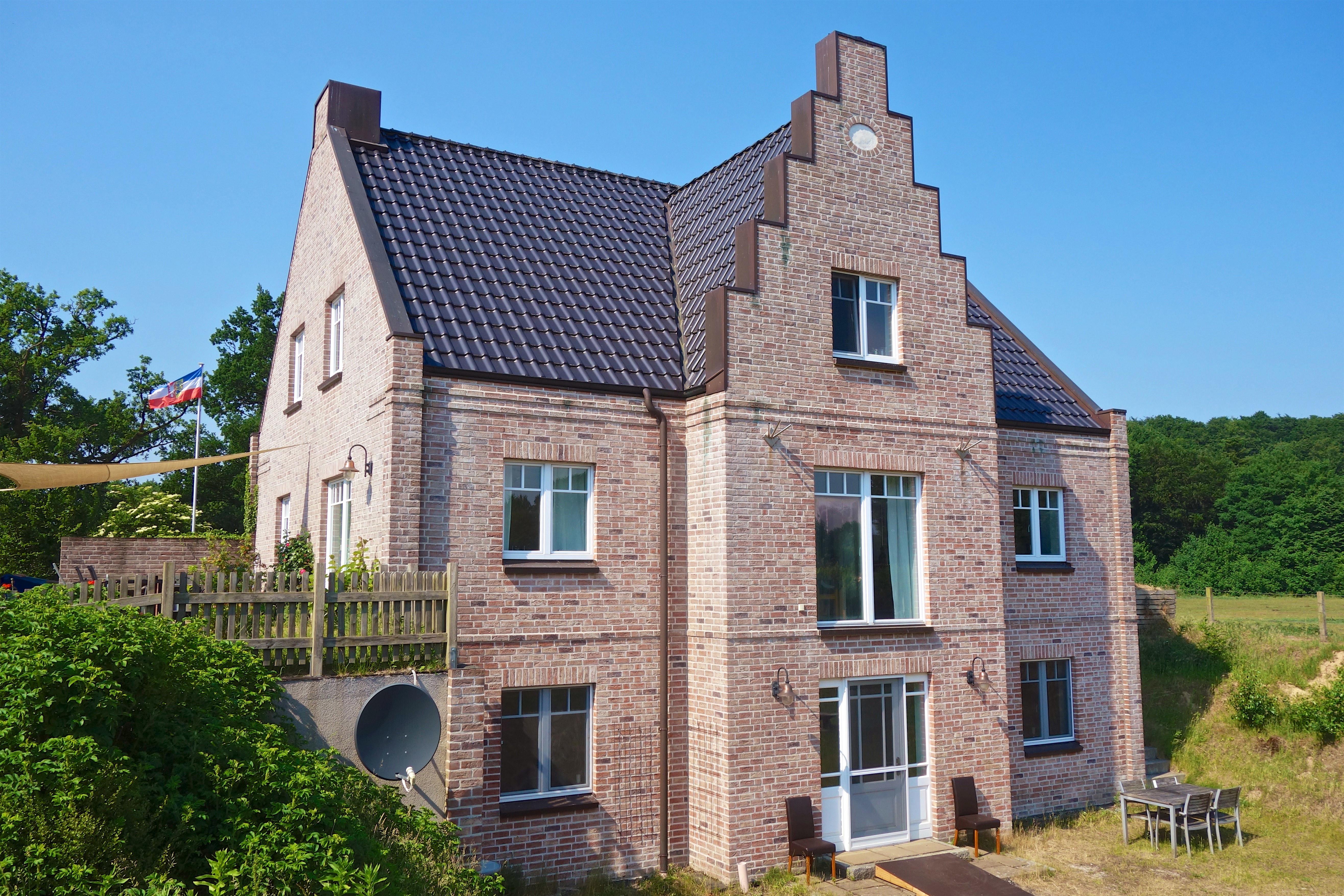 Haus Rossberg im Juni 2018