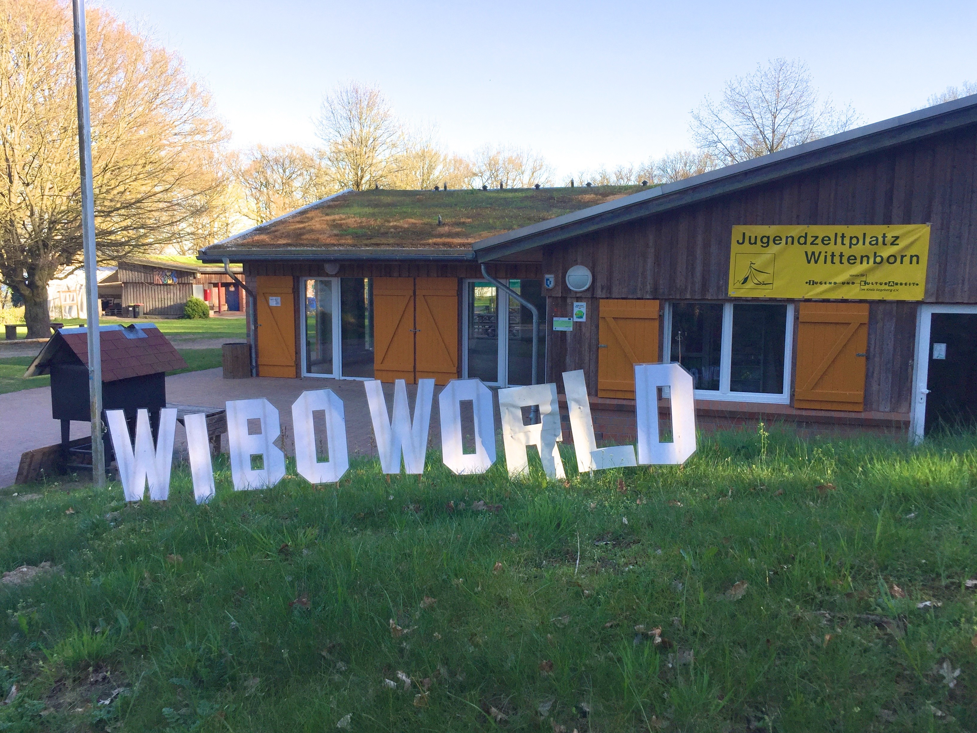 "Jugendzeltplatz ""WIBO WORLD"""